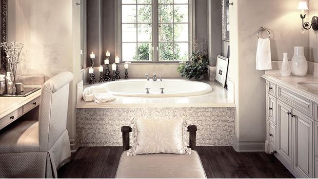 Łazienka w stylu Hammam