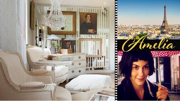 Paryż jak z Amelii
