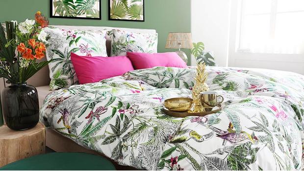 Modne tropikalne wzory