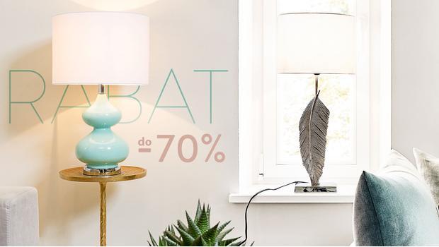 Eleganckie lampy stołowe