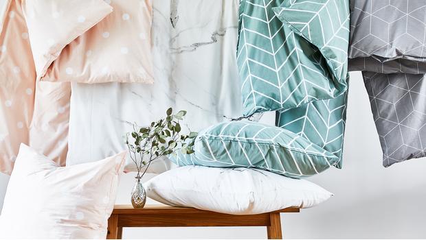 Wiosenna metamorfoza sypialni
