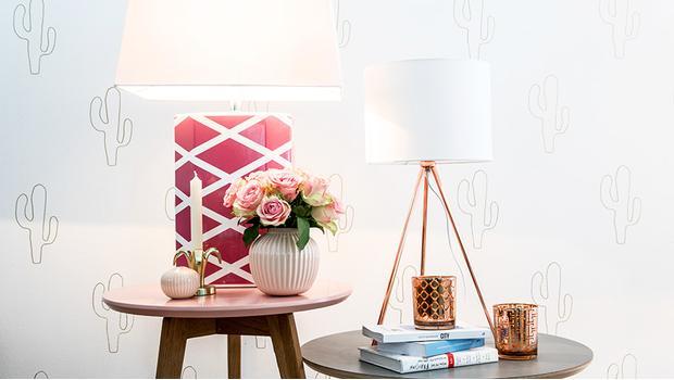 Lampy w stylu modern