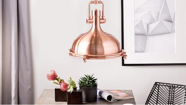 Lampy w stylu industrial