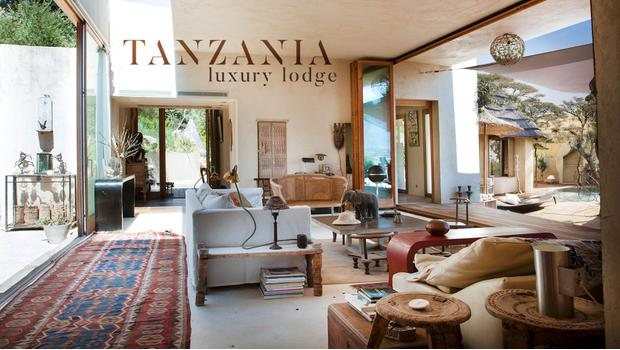 Tanzania luxury lodge
