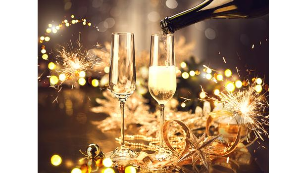 Noworoczne przyjęcie