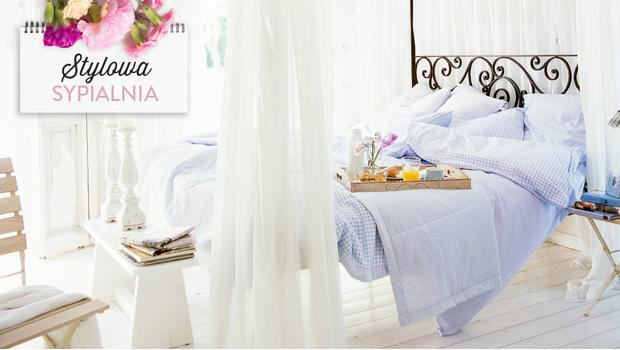 Sypialnia w kobiecym wydaniu