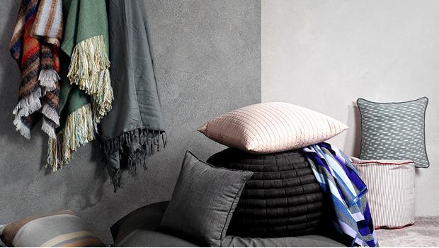 Przytulne tekstylia