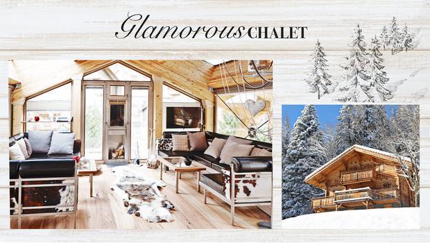 Glamorous Chalet