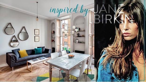 Zachwycająca Jane Birkin