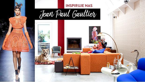 Intrygujący Jean Paul Gaultier
