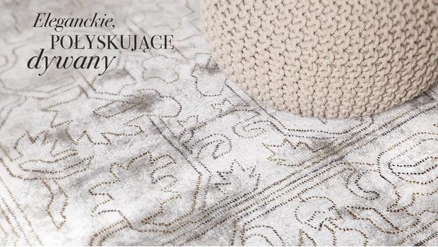 Luksusowe tekstylia podłogowe