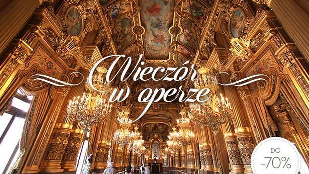 Wieczór w operze