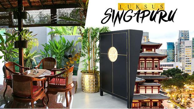 Zachwyceni Singapurem