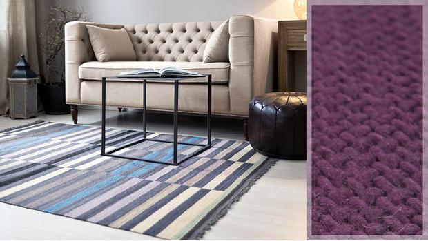 Pojedyncze egzemplarze dywanów