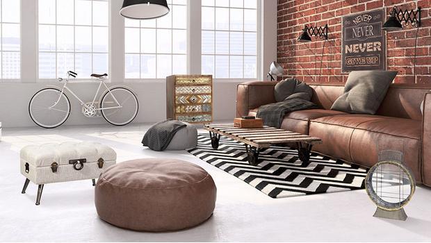 Designerski loft