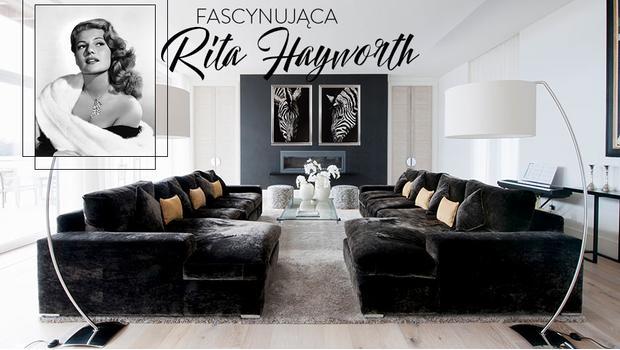 Intrygujący czar Rity Hayworth