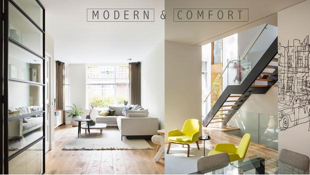 Trend: modern comfort
