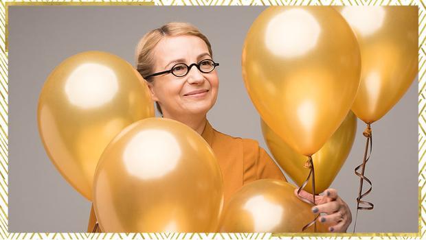 Urodzinowy blask