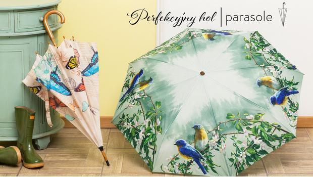 Oryginalne parasole