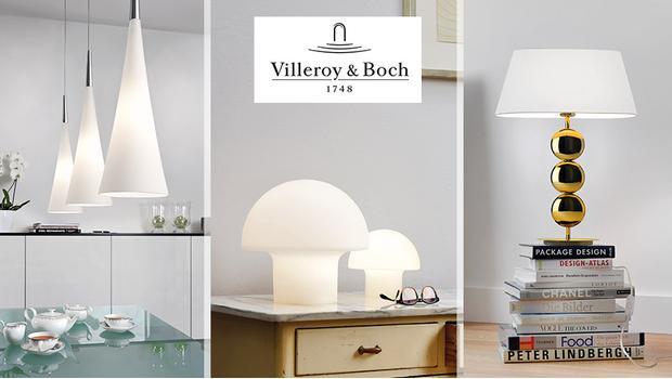 Lampy Villeroy & Boch