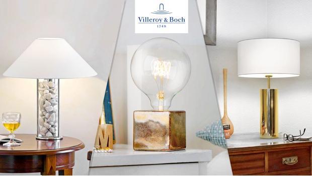 Oświetlenie Villeroy & Boch