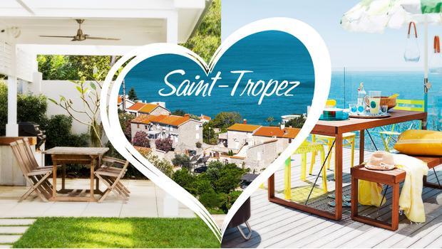 Summer in Saint-Tropez