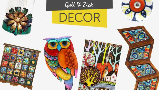 Gallz and Zick Decor