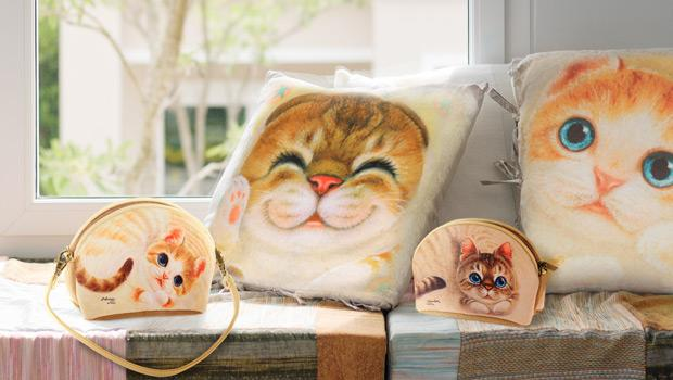 Henry Cats & Friends