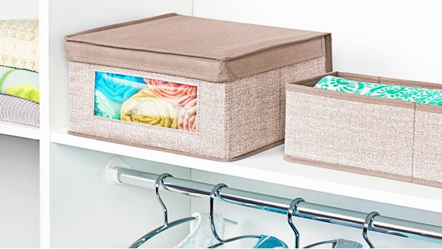 InterDesign в гардеробе