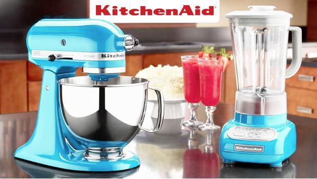 KitchenAid Crystal Blue