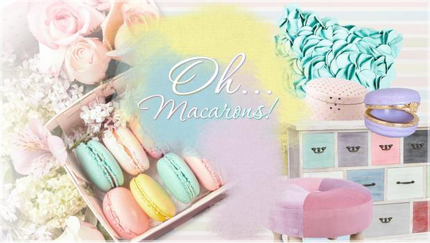 Oh... Macarons!