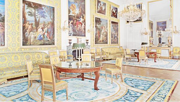 Ooh la la, Versailles