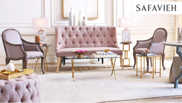 Safavieh: Modern Glamour