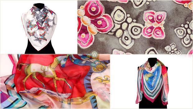 Silk inspiration