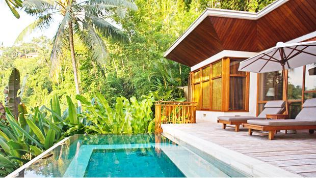 Four Seasons на Бали