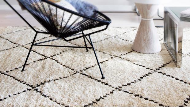 100 современных ковров