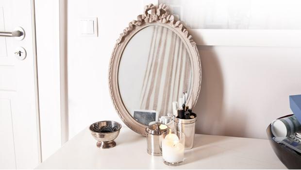 В отражении зеркал