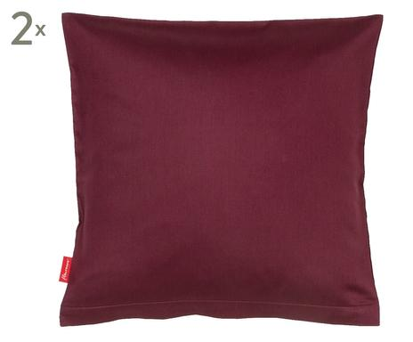 ... Mako Satin Kissenbezüge Couleur, 2 Stück, 40 X 40 Cm Verfügbarkeit  Prüfen ...