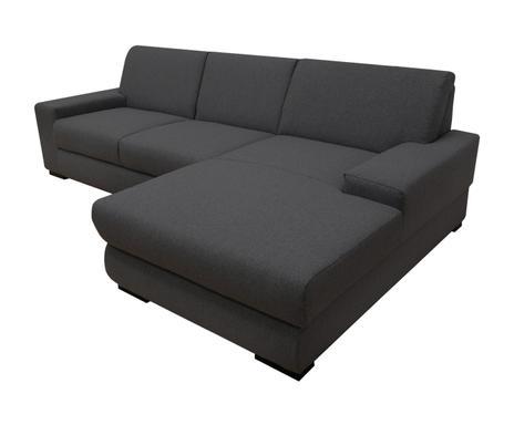 time to relax ecksofas zum ausziehen westwing. Black Bedroom Furniture Sets. Home Design Ideas