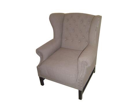 ... Sessel MIRAGE, Braungrau Verfügbarkeit Prüfen ...