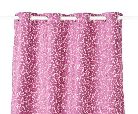 Einfach fa r belhaft bunte textilien westwing for Vorhang fa r dreiecksfenster