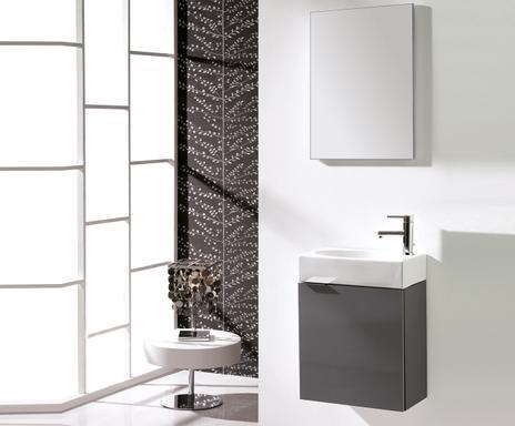 purismus im bad aufs wesentliche reduziert westwing. Black Bedroom Furniture Sets. Home Design Ideas
