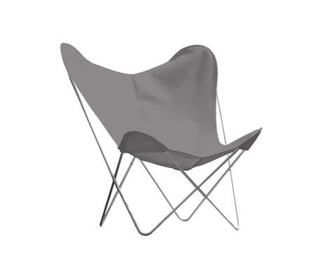 ... Hardoy Butterfly Chair, Acryl, Anthrazit Verfügbarkeit Prüfen ...
