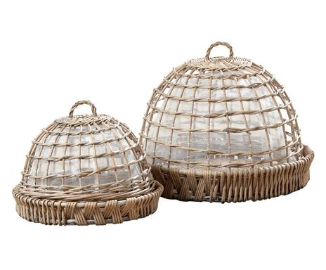 trend etagere glasglocke so stylen sie die deko must haves westwing. Black Bedroom Furniture Sets. Home Design Ideas
