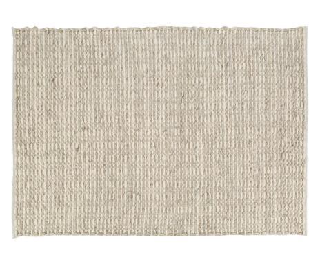 Wollteppich beige  Cremefarbene Eleganz Teppiche in natürlichen Nuancen | Westwing ...