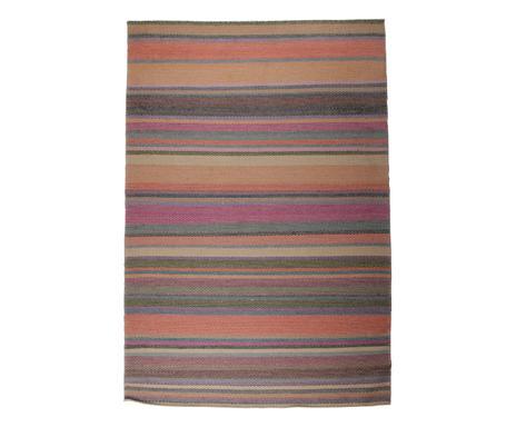 Bunt gestreifte teppiche die fünfte wand wird farbenfroh westwing