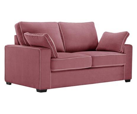 Sofas unter 700 vom zweisitzer bis zur schlaf couch for Sofa altrosa