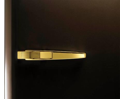 Smeg Kühlschrank Gold : Smeg kühlschränke im retro look westwing