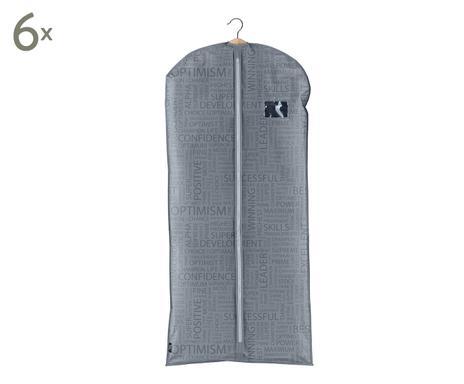 ... Kleidersäcke Akelei, 6 Stück, H 135 Cm Verfügbarkeit Prüfen  Aufbewahrungsboxen ...