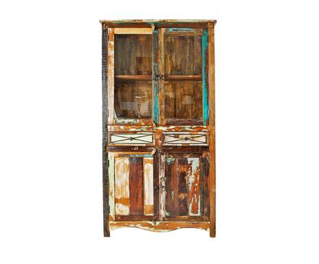 Schrank gezeichnet  Indigo Möbel mit Indien-Flair | Westwing Home & Living